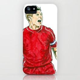 Gerrard iPhone Case