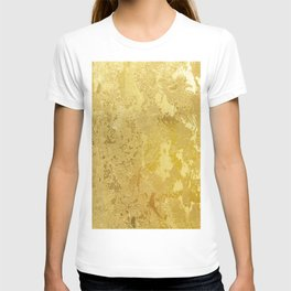 golden vintage T-shirt
