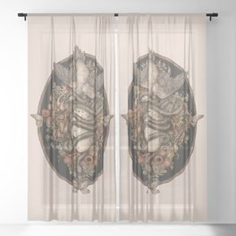 Botanica Sheer Curtain