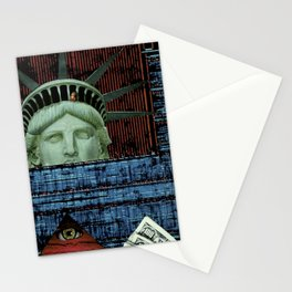 TAKING LIBERTIES Stationery Cards