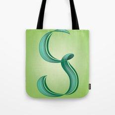 Alphabet G Tote Bag