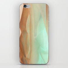 Abstract Terracotta Landscape iPhone & iPod Skin