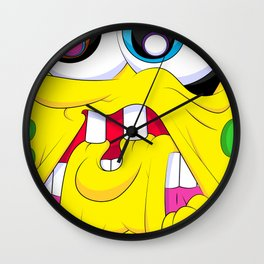 SPONGEBOB MAGNIFY Wall Clock