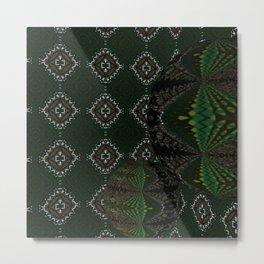 Greenball Room 5 Metal Print