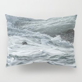 Staying Afloat in a World of Turmoil Pillow Sham
