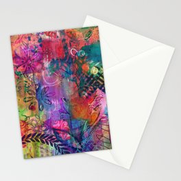 A Delicate Mess Stationery Cards