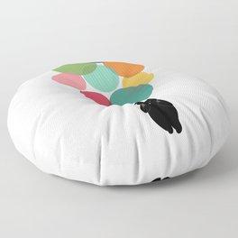 Happy Landing Floor Pillow
