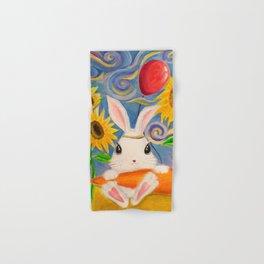 Dreamland Bunny Hand & Bath Towel