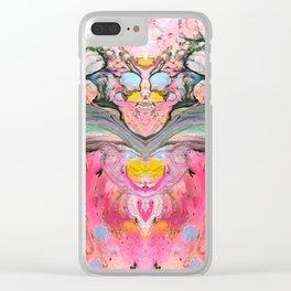 ƒå!r¥†å1ls Clear iPhone Case