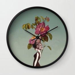 Stranger in Paradise Wall Clock