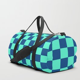Checkered Pattern VI Duffle Bag