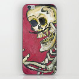Dapper Bones iPhone Skin