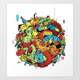 1986 Art Print