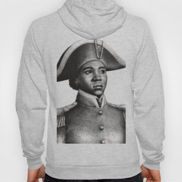 Suzanne Béliar, Haitian Freedom fighter Hoody