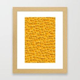 Goldie XI Framed Art Print