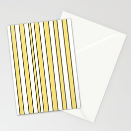 Strips 4-line,band,striped,zebra,tira,linea,rayas,rasguno,rayado. Stationery Cards