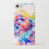 iris iPhone & iPod Cases featuring Iris by Kimsey Price