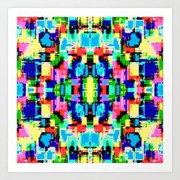 Colorful-12.1 Art Print