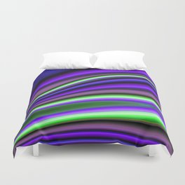 Abstract Fractal Colorways 01PL Duvet Cover