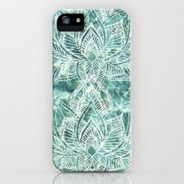Aquaflora iPhone Case