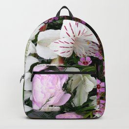 Birthday Flowers 2 Backpack