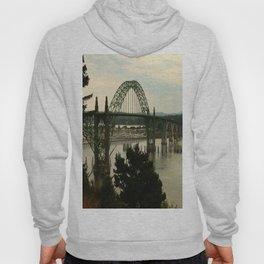 Yaquina Bay Bridge Hoody