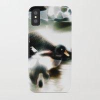 ducks iPhone & iPod Cases featuring ducks  by Gréta Thórsdóttir