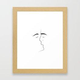 Le French Framed Art Print