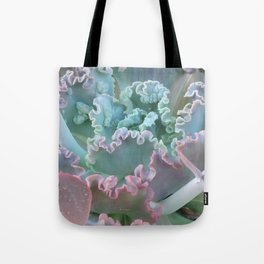 Succulent in the Sand Tote Bag