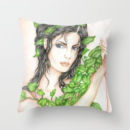 Ivy Throw Pillow