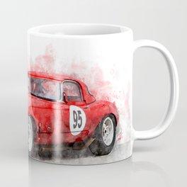E-Type Lightweight Coffee Mug