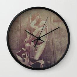 pointe Wall Clock