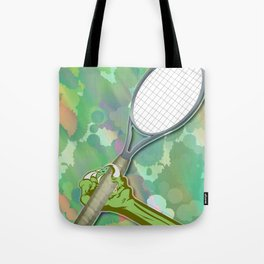 Tennis Claw Tote Bag