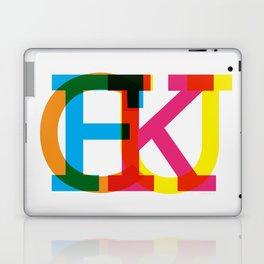 protect ya rep Laptop & iPad Skin