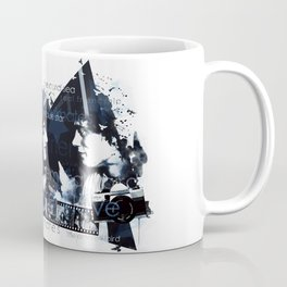 Patti Smith and Robert Mapplethorpe Coffee Mug