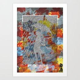 rainy day 2 Art Print