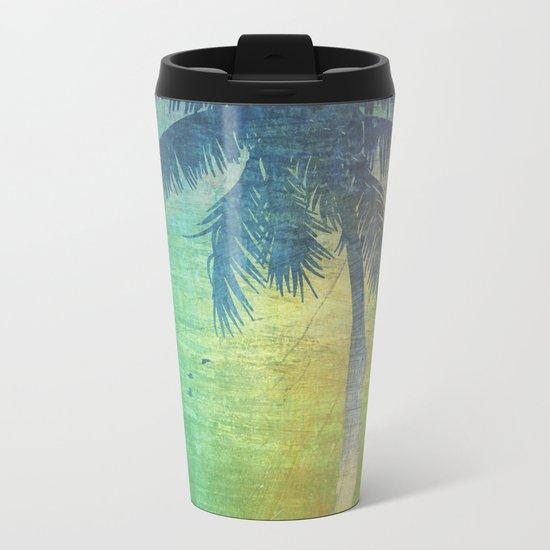 Summer vibes Metal Travel Mug