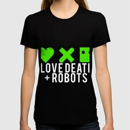 Love Death and Robots T-shirt