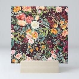 Fall Floral Mini Art Print