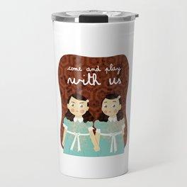 The Grady Twins Travel Mug