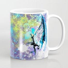Heaven Beats Coffee Mug