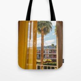 Palm Springs Dreams Tote Bag