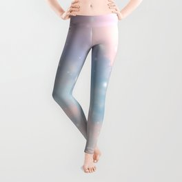 Pastel Cosmos Dream #2 #decor #art #society6 Leggings