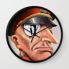 This Is The Enemy Wall Clock