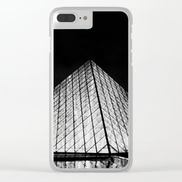 Louvre Clear iPhone Case