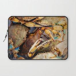 Blue Crabs Laptop Sleeve