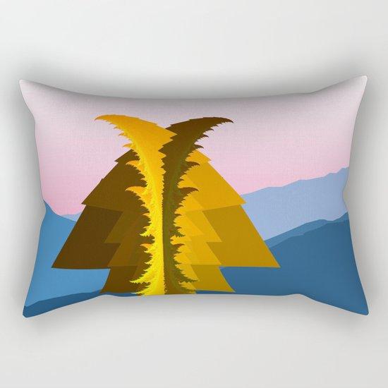 Say You Will, Say You Won't Rectangular Pillow