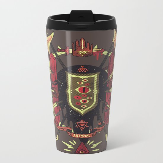 Astral Ancestry Metal Travel Mug