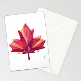 Canada 150 // Warm Stationery Cards