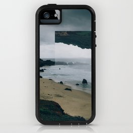 The Tide (I am).  iPhone Case